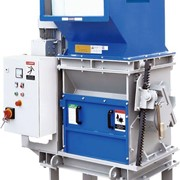 Zerma Low Volume Single Shaft Shredders
