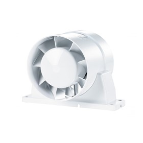 Turbo Axial Inline Fan | Fanco VKO 150