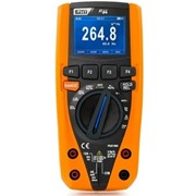 Data Logging Multimeters with Graphical Colour Display - Model HT64