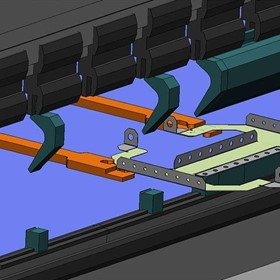 MBend 3D Bending, Tooling and Simulation Software System