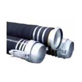 Rubber Water Suction Hose Kit with Bauers