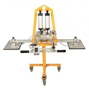Pneumatic Vacuum Lifter AVLP2 - 500kg, lifting attachment.