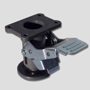 Rotacaster Friction Pad Floor Lock