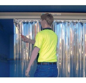 Compass System Truck Mounted Sliding Curtains