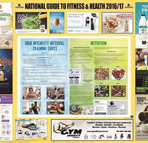 National Guide to Fitness & Health 2016/17
