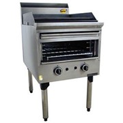 Gas Flat Griddle Toaster 600mm Wide | Supertron