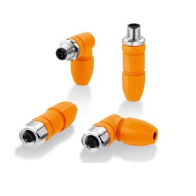M12 Wireable Plugs & Sockets