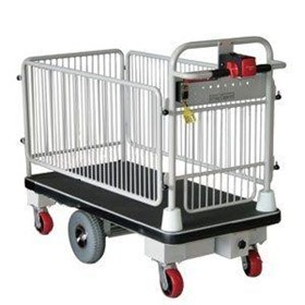 Battery Electric E-Move Cage Trolley