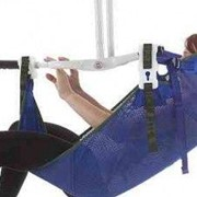 All Day Patient Lifter Sling with Head Support