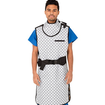 Radiation Protection Buckle Apron