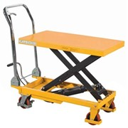 0397 Scissor Lift Table, 815mm x 500mm x 880mm - 500kg capacity