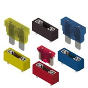 Colour Coded Auto Blade Fuse Holders