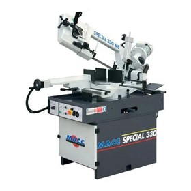 Semi Automatic Band Saw | MB-330MS-3