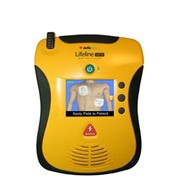 Defibtech Lifeline View AED with LCD Video Animation Screen