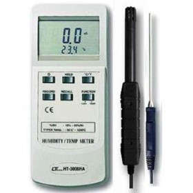 2 in 1 Humidity Meter | HT3006HA