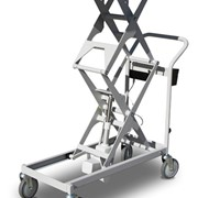 Battery Powered Scissor Lift | SLB100