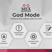 MEX Maintenance Software introduces God Mode