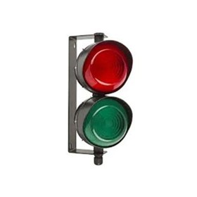 LED Traffic Light 2W Bracket Red & Grn | Automation Signalling