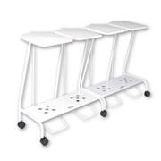 Soiled Linen Trolley | Quad SLT359