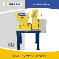 Shredder for Paper & Metals | Unshark | UK Shredding System