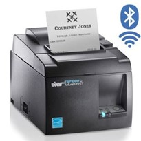 Star | Bluetooth Receipt Printers | TSP143III