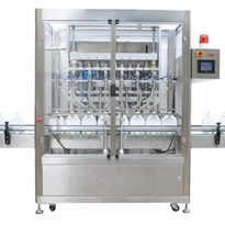 Double-Servo Filling Machine | Packaging & Filling Systems