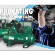 Piston Air Compressors | KA Series