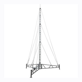 Portable Hinged Tripod Lattice Tower | AL220 Series