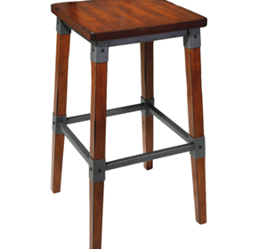 Solid Timber Stool | Genoa