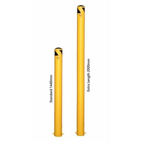 Safety Bollards I 114mm x 2000mm Inground Bollards