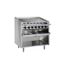 Char Grill Gas | 600 Series Radiant Grills Floor Models