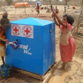 Portable Manual Water Purification System - 800 litres per hour