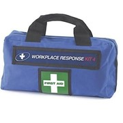 Workplace Response First Aid Kits | 4-Softpack (Moderate Risk)