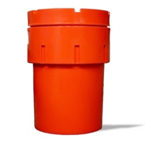 Hazardous Waste Recovery Drums