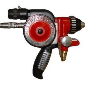 Flame Spray System Spray Gun - Jet 88