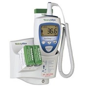 SureTemp Plus 692 Oral Thermometer with Wall Mount