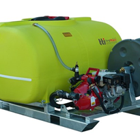 FireAttack Deluxe 1000L Fully Drainable with Honda & Davey Pump