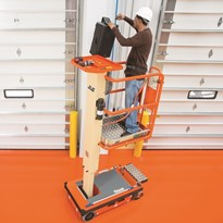 Vertical Lift EcoLift's from JLG