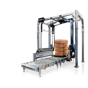 Stretch Pallet Wrapper Machine | HELIX 3 EVO