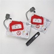 CR Plus Battery and Defibrillator Pads