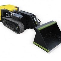 Hasemer | Productivity Solutions | Track-O Minidozer M 27