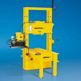 Roll-Frame Hydraulic Presses | IPR-Series