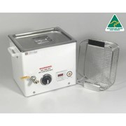 Ultrasonic Cleaner, 10 L -  Digital Timer with Heat