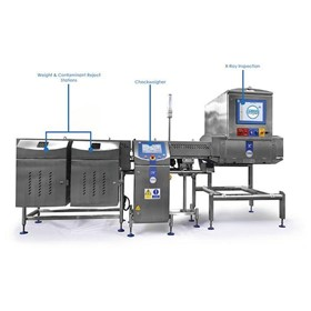 X-Ray & Inspection Systems I X5 Spacesaver & CW3 Checkweighing