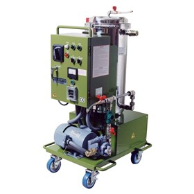 Electrostatic Oil Cleaning Machines | ELC-R25SP