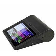 Capacitive Touch Screen POS Terminal | Uniwell HX-2500