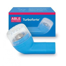 Turboforte Mucus Clearance Respiratory Device