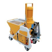 Utiform Screed Mixer and Pump | Quattro