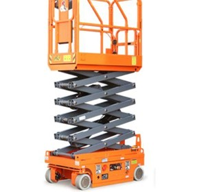 Self Propelled Scissor Lift | E-Tech S056-RS