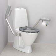Enware CARE600 Toilet Suite for Disabled | Washroom Fitting